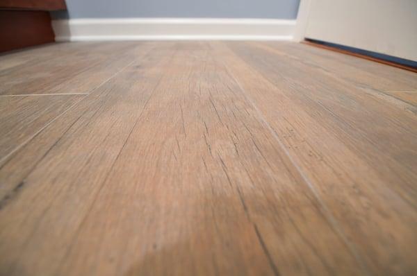 Kitchen Remodel Flooring Tile