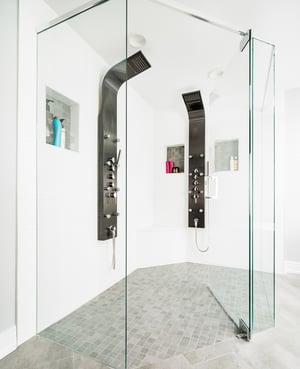 Frank Lloyd Wright Bathroom Remodel 7