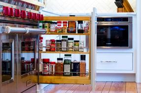 kitchen storage ideas for kitchen remodeling