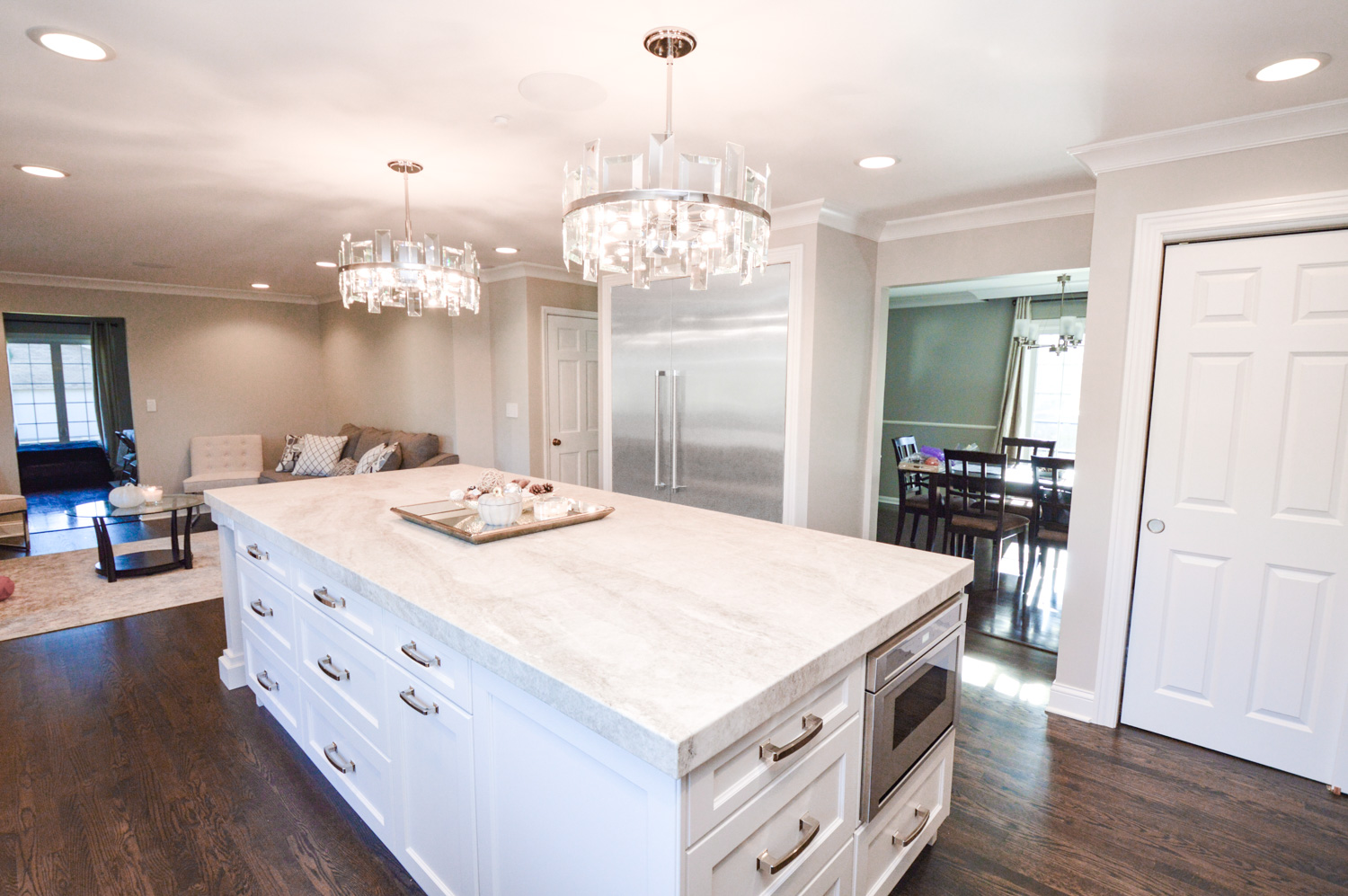 Kitchen Island Remodeling Ideas