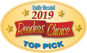Contact OHi - Daily Herald Readers Choice - Top Pick 2019